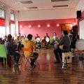 Trommel-Workshop mit Rüdiger Maul Januar 2016